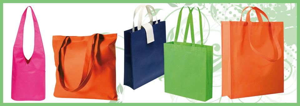 borse shoppers in tnt personalizzate