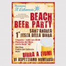 Manifesti Beer Party Elba