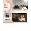 Realizzazione sito Pamela & Alessandro