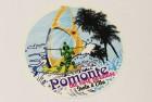 Adesivo Pomonte Surf Paradise