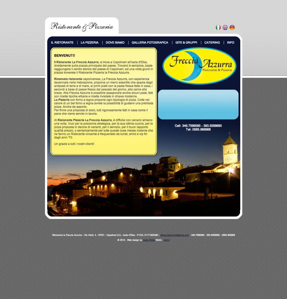 ristorantefrecciaazzurra_com