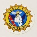 Adesivo Vespa Club
