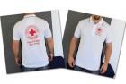 T-Shirt Croce Rossa