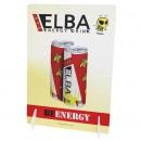 Espositore da banco Elba Energy Drink