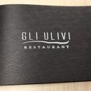 Menu Restaurant Gli Ulivi