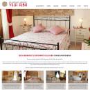 Realizzazione sito Villa Alba