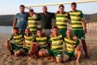 Completo beach soccer Amici per la Pelle