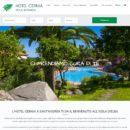 Realizzazione sito Hotel Cernia