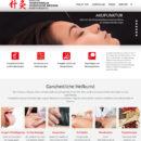 Realizzazione sito Praxis für TCM