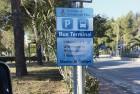 Insegna stradale Bus Terminal