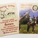 Biglietti da visita Somareria dell'Elba