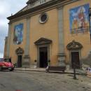 Stendardi Giovanni Paolo II