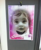 Calendario Sara