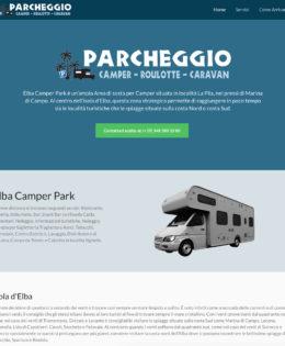 Realizzazione sito Elba Camper Park